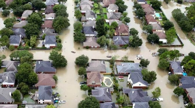 Advice For Those Who Suffered Property Damage by Hurricane Harvey Flooding