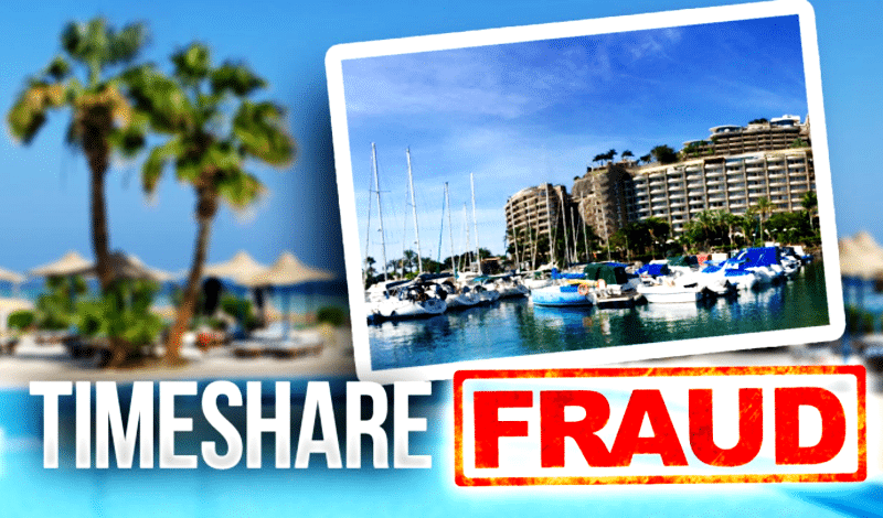 Beware of Fraudulent Timeshare Purchase Offers