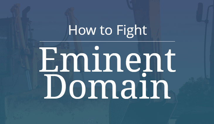 How to Fight Eminent Domain