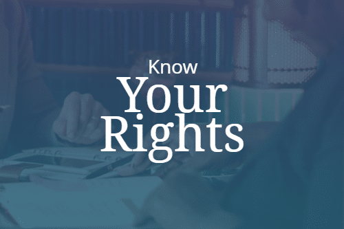 Know Your Eminent Domain Rights