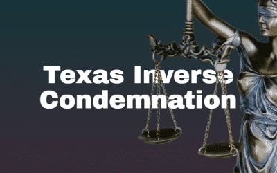 Texas Inverse Condemnation