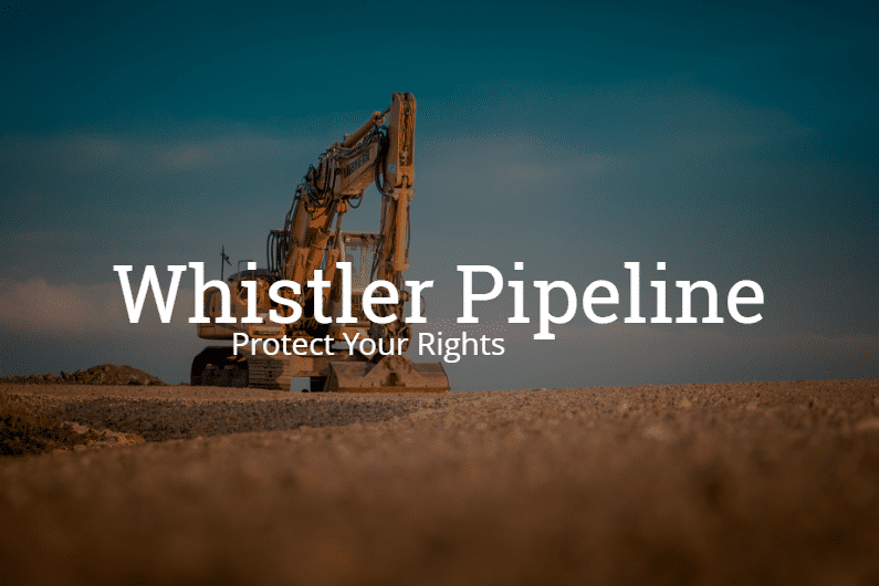 The Whistler Pipeline Project, Texas